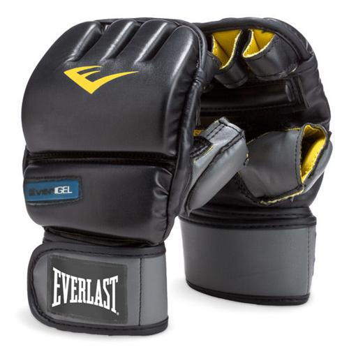 Everlast Wrist Wrap Gel Bag Gloves